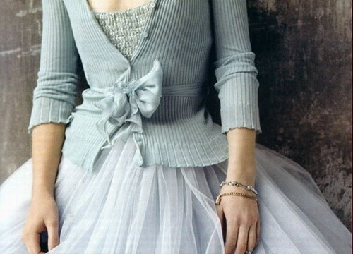 Every Little Lady Loves Pretty Pastel Blue