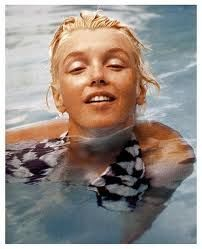 MM without makeup; Stunning.