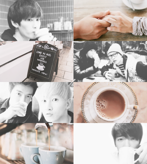 Eunhae Date; Coffee Shop