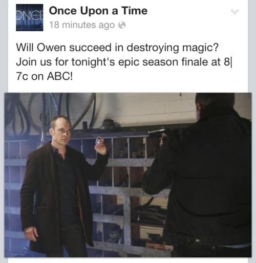 So wait. They'll call him Owen even though he's been going by Greg for god knows how long, and yet we can't have David call his wife 'Snow' anymore?   Bull shit in my opinion.