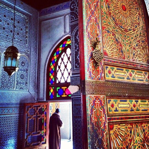 wearetrade:  Beauty around every corner #morocco #travel #love