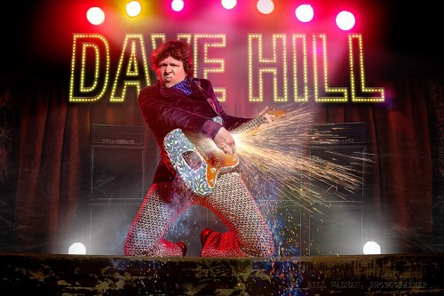 Our field correspondent Dave Hill has a new publicity still. Thought I'd share it with you. Because it's pretty great. If you can't get enough of Dave on Put This On, be sure to check out his show The Dave Hill Podcasting Incident. Pretty soon, you too will be qualified to wear chain-mail trousers. (photo: Bill Wadman)