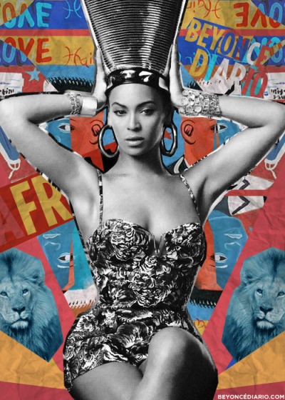 beyoncediario:  Grown Woman