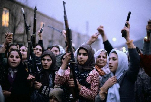 weaponxxvi:  Kurdish rebels, 1980.