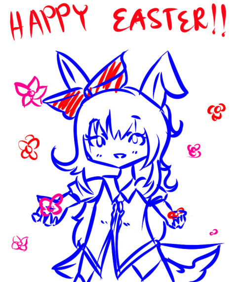 """Happy Easter Everyone!"""