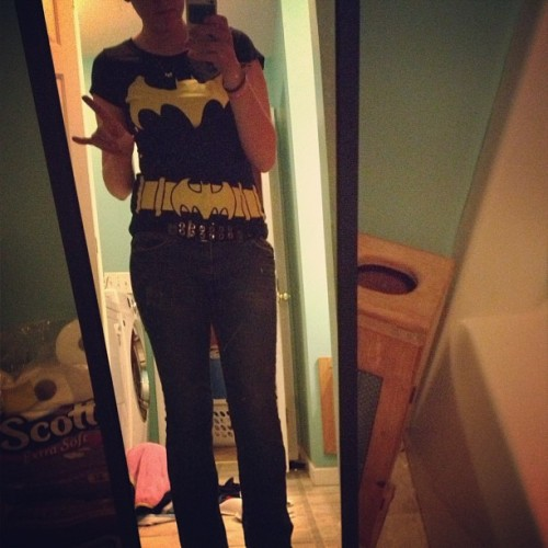 fuck-you-glen-coco:  #batman #shirt #me #jeans #ootd #love #dope