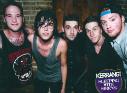 bring-m3-the-sir3ns:  Sleeping with Sirens