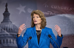 "Alaska Sen. Lisa Murkowski Becomes Third GOP Senator To Back Marriage Equality  ""This is a hard issue … because marriage is such a deeply personal issue. There may be some that when they hear the position that I hold that are deeply disappointed. There may be some who embrace the decision that I have made. I recognize that it is an area that, as a Republican, I will be criticized for,"" she said in the KTUU interview. As recently as March, Murkowski said her views on the issue were ""evolving."" Her fellow Alaska senator, Sen. Mark Begich, is a Democrat and had previously announced his support for marriage equality. The Human Rights Campaign was promoting the news early Wednesday morning in D.C., as the group — and the country — wait for news from the Supreme Court on two marriage cases before it."