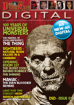 GRAB YOUR FREE DIGITAL COPY OF THE LATEST ISSUE OF HORROR FILM MAGAZINE, THE DARK SIDE HERE!