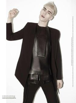 skt4ng:  FLAUNT MAGAZINE FEATURE RAD HOURANI  HAUTE COUTURE COLLECTION #10 PARIS INTERVIEW BY Long Nguyen