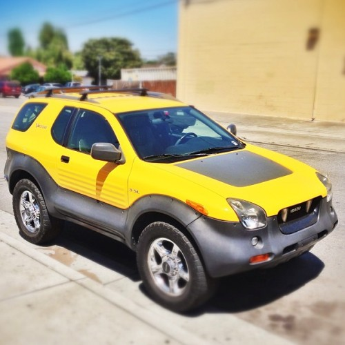 Always loved this car for some reason ! #isuzu #vehicross