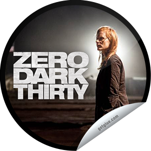 I just unlocked the Zero Dark Thirty On Blu-ray Combo Pack and DVD sticker on GetGlue                      7902 others have also unlocked the Zero Dark Thirty On Blu-ray Combo Pack and DVD sticker on GetGlue.com                  The Oscar nominated Zero Dark Thirty is now available on Blu-ray Combo Pack and DVD. Be sure to get your copy today.  Share this one proudly. It's from our friends at Sony Pictures.