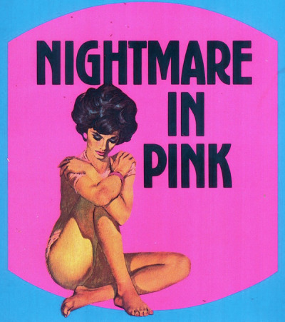 vintagegal:  Nightmare in Pink by John D. MacDonald (1964)