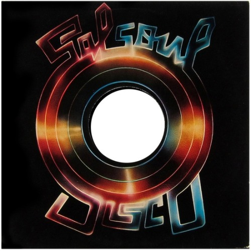 "superseventies:  Salsoul Records' 1970s Disco 12"" single record sleeve."