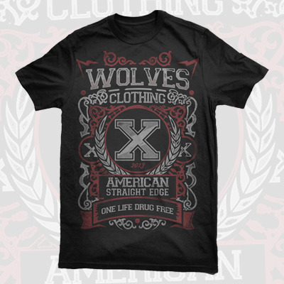 Client : Wolves Clothing   work with me directly   charmediaca@gmail.com