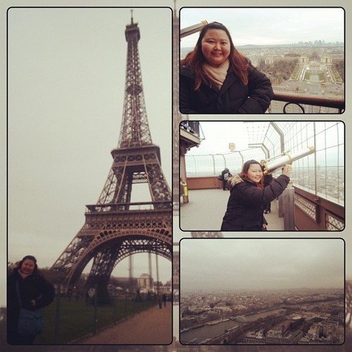 Eiffel Tower^^ (at Eiffel Tower)