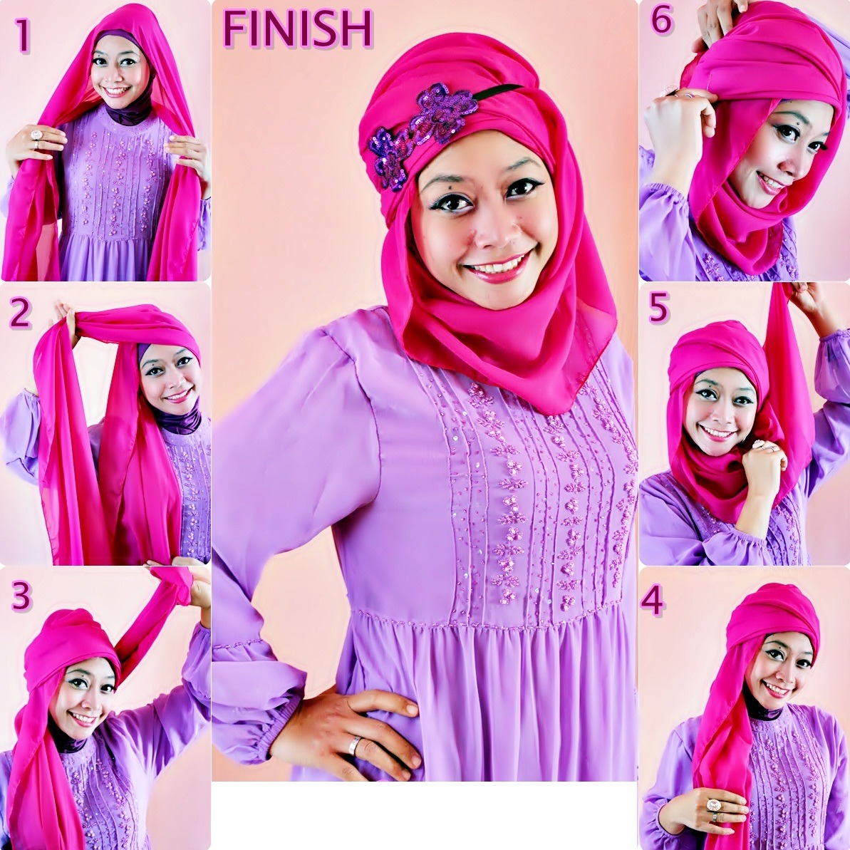 Im Feeling Lucky Tutorial Hijab Simple Untuk Remaja Casual