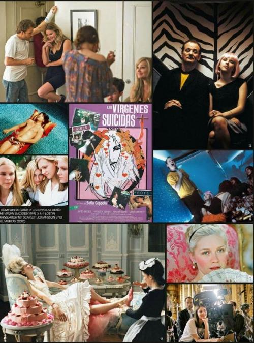 suicideblonde:  Sofia Coppola films