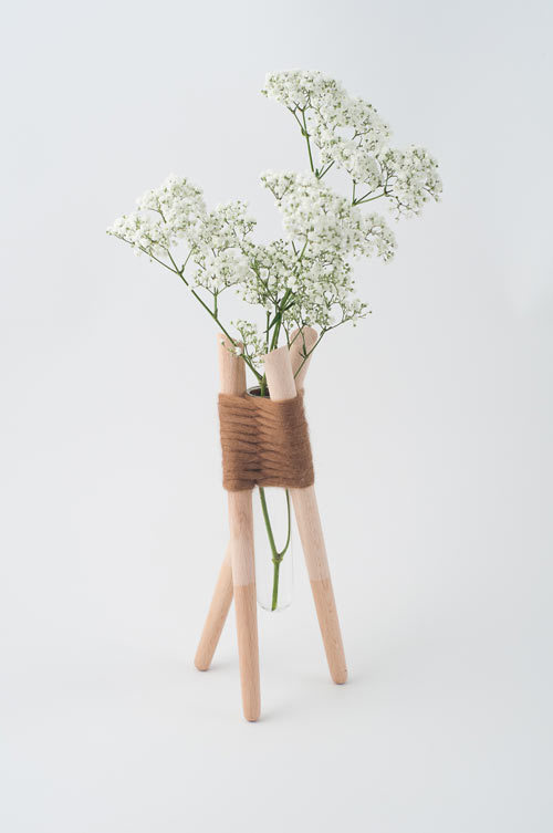 FORGET-ME-NOT VASES, AURELIE RICHARD