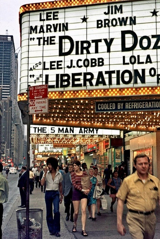 superseventies:  New York City, 1971