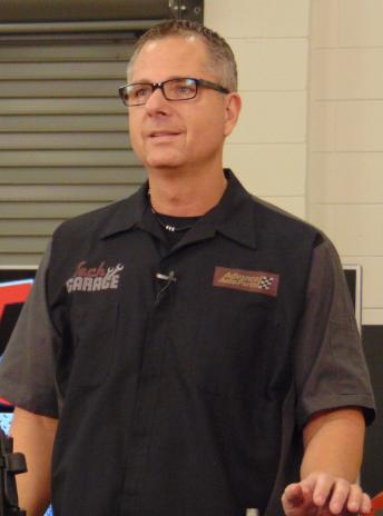Tech Garage, John Gardner