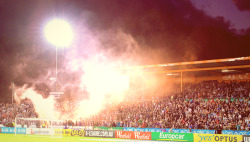 Perth Glory FC 3—0 Melbourne Heart FCnib Stadium, Perth: att. 12,600.1st of April 2012, Semi-final 3 v 6.