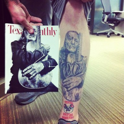Tattoo you. texasmonthly:  You know you got a devoted subscriber base when you see this. Thanks @joshuation for sharing your tattoo! Tattoo done by @billybaca at @bijoustudio in Austin, TX.