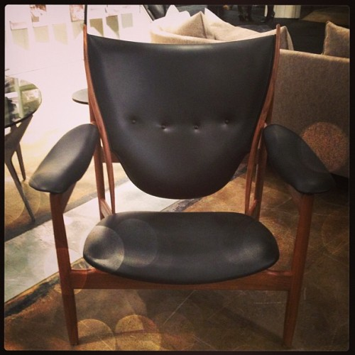 #retro style @Monatuk leather #chair #ids13