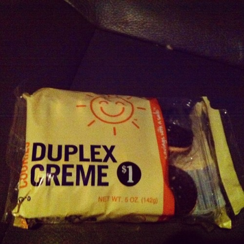 Duplex Creme, the interracial gang bang cookie @emily_victoria