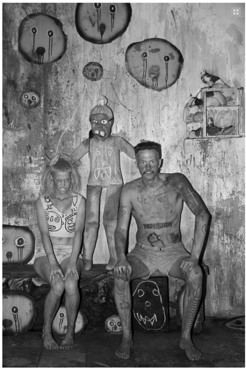juxtapozmag:  Roger Ballen and DIE ANTWOORD have a collaborative show opening in Los Angeles this weekend… if you like it a little odd, we suggest looking at these.