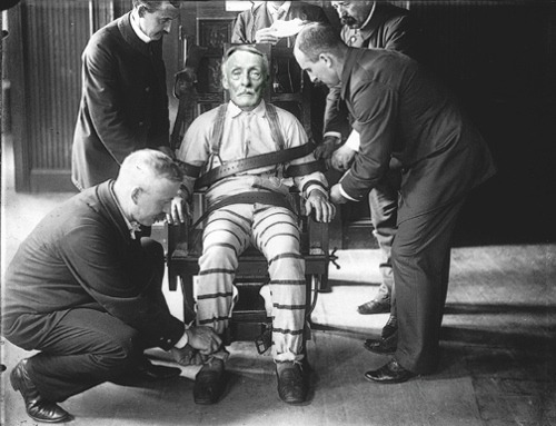 Albert Fish. A small, friendly looking father of six who admitted to molesting over 400 minors as well as murdering and cannibalizing them.