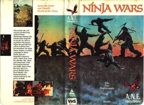 Now watching:Ninja Wars - 1982