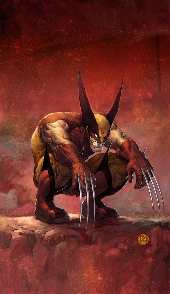 lulubonanza:  Weapon X by ~francis001
