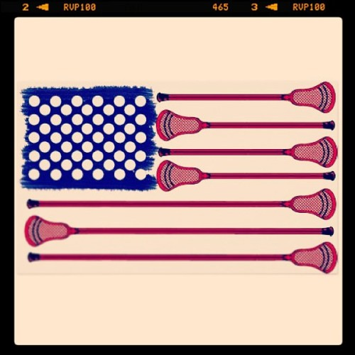 Lax in the USA #lacrosse