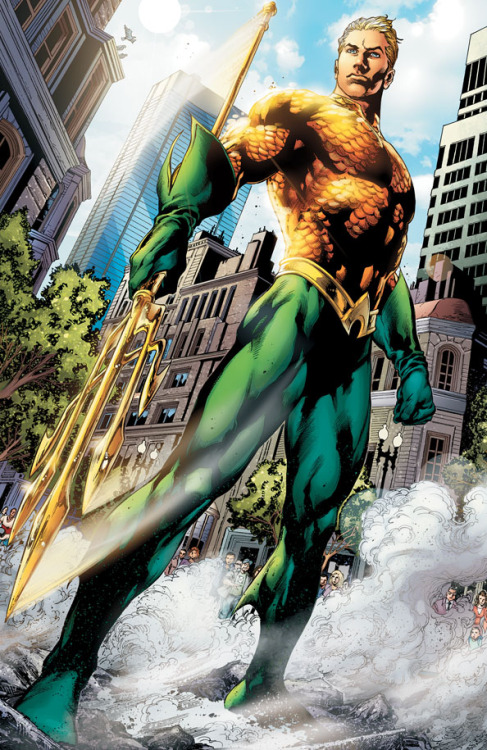 superheroeschannel:  Aquaman