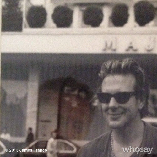 Young Mickey in cannesView more James Franco on WhoSay