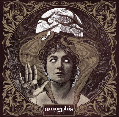 "kveldulf:  Amorphis' new album ""Circle"" set to be released on April 19th."