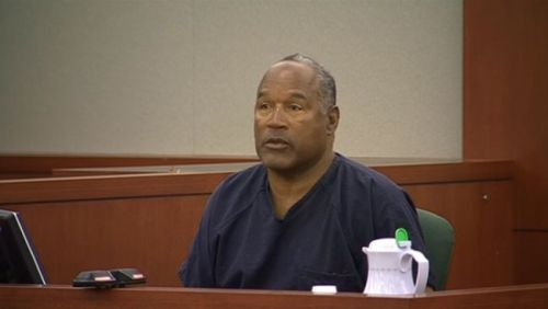 O.J. Simpson takes the stand in bid for new trial Watch LIVE: http://nbcnews.to/18FMNkl