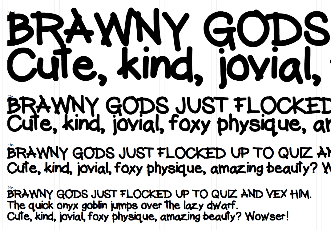 THAT'S CRAY font by @essmckee. Download it for free @ http://2ttf.com/R2Bob4s2