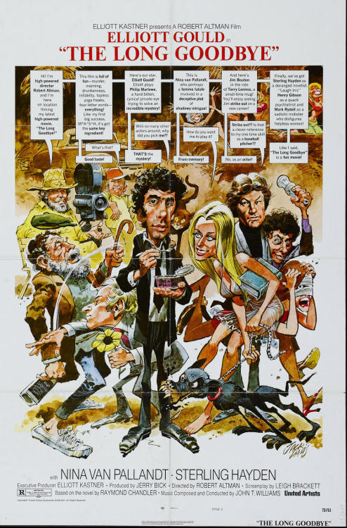 #445 - The Long Goodbye (1973, USA) 8 / 10