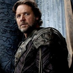 New Man of Steel Photo with Russell Crowe as Jor-ElRussell Crowe's Jor-El is put on display once again in a photo from director Zack Snyder's Man of Steel, following the character poster that debuted earlier today. The story follows Kal-El/Clark Kent (Henry Cavill), who was sent to Earth from Krypton by his father, Jor-El, when he was just an infant, and must now go on a journey to determine why he was truly sent here. Stay tuned for more photos and videos from this highly-anticipated superhero adventure, as we get closer and closer to the June 14 release date.[MovieWeb]