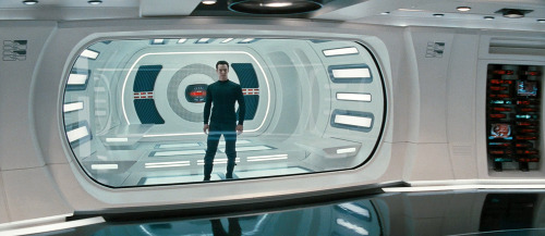 """You think you're safe… you are not."" Benedict Cumberbatch as John Harrison in Star Trek Into Darkness - so badass!"