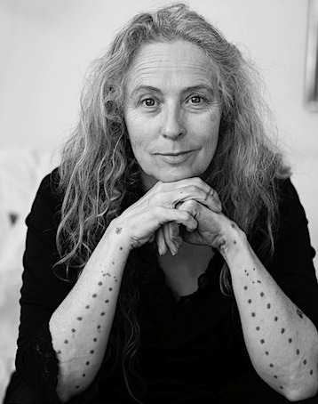 Kiki Smith and her tattoos