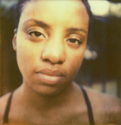 "Melissa. Washington, DC. ""I like to be left alone."" Photo by Amber Mahoney."