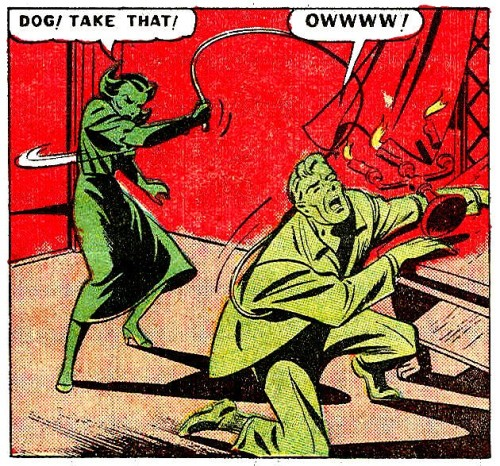mudwerks:  (via Pappy's Golden Age Comics Blogzine: Number 1311: Two Aces)