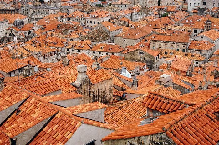 miel-doux:  wildefleur:  Roofs of Dubrovnik, Croatia.  Would be incredible to see  omg omg i've been here it is literally perfect