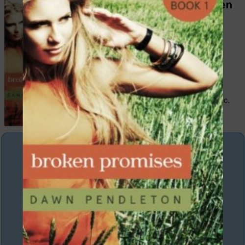 Check out Broken Promises by Dawn Pendleton on amazon!! ❤❤📖📖 @dawnwritesNA