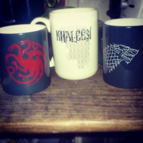 #Choices #MorningCoffee #GameOfThrones #Stark #Targaryen #Khaleesi #FireAndBlood #WinterIsComing