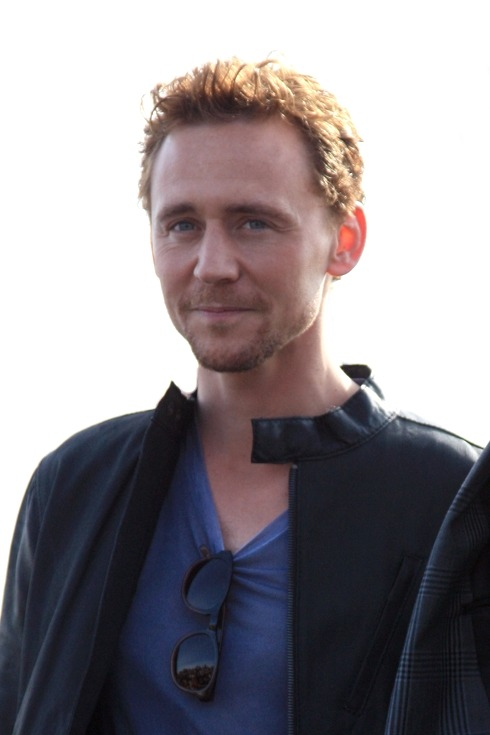 Finally out of the car... • hellyeahtomhiddles: Lee Pace ...