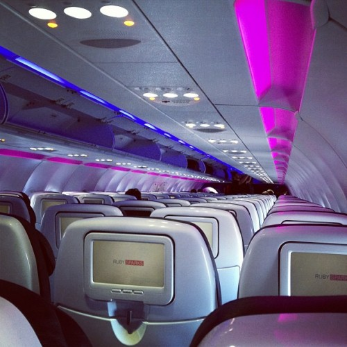 Love flying #Virgin! #travel #adventures #flying #skyhigh #milehighclub #plane (at Virgin America)